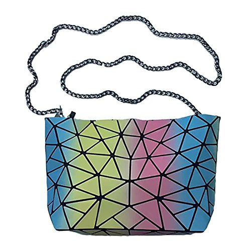 HT, Borsa a spalla donna Multi-Colored