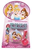 Disney Princess Nail Care Kit [ 9777 children's manicure Kids makeup goods Toy ] by That trading
