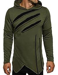 Amazon.es  camisetas hip hop - Sudaderas con capucha   Sudaderas  Ropa fe4c3352153