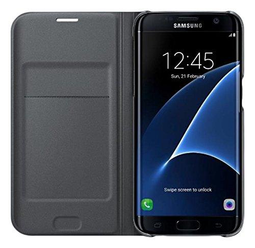 Samsung-Flip-Wallet-Etui-pour-Samsung-Galaxy-S7-Edge