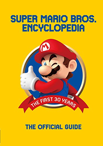 Super Mario Encyclopedia: The Official Guide to the First 30 Years (English Edition) por Nintendo
