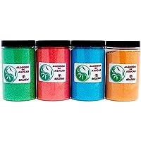 Pack de 4 sabores para máquina de Algodón de azúcar (4 x 330gr).