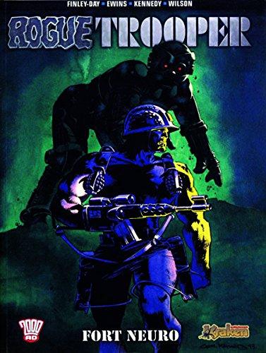 ROGUE TROOPER 2: Fort Neuro (Rogue Trooper (kraken)) por Gerry Finley-Day