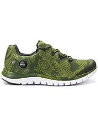 ZPump para hombre Swifty Fusion Reebok Zapatos de funcionamiento V67330 verde
