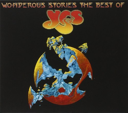 Wonderous Stories - The Best Of By Yes (2014-01-13)