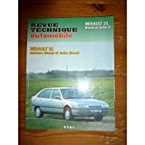 RRTA0487.5 - REVUE TECHNIQUE AUTOMOBILE RENAULT R21 Diesel et Turbo D