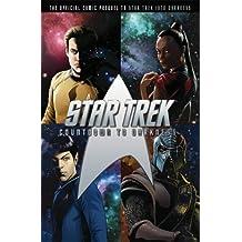 Star Trek Countdown to Darkness Prequel (Art Cover) (Star Trek Into Darkness) by Mike Johnson (2013-05-10)
