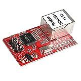 Mini W5100 LAN Ethernet Shield Netzwerk Modul Board für Arduino 3,3 V SPI unterstützt TCP/IP