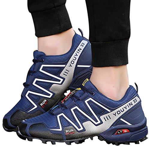 promozione Scarpe Sportive Uomo,Pantofole Uomo Pelle
