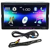 JVC KW V41BT Tuner/CD-DVD pour Voiture Autoradio (87 5-108 MHz 531-1611 kHz 800 x 480 Pixeles noir 100 x 165 x 178 mm)