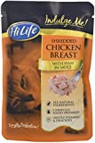 HiLife Indulge Me! Cat Food Chicken Breast with Ham in Sauce '16 x 80g Pouches'