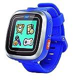 VTech - Kidizoom Reloj Inteligente Infantil, 128 MB, Pantalla de 1.44', Color Azul, versión Inglesa