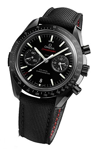 Omega Speedmaster Moonwatch Dark Side of the Moon 311.92.44.51.01.003 - Orologio da uomo