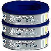 Angel Care ar5003de de Pack de 3recambios para Dress de Up, color azul