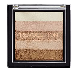 Makeup Revolution London Vivid Shimmer Brick, Radiant, 7g