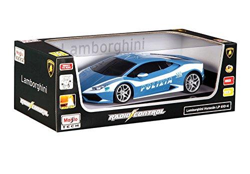 Maisto 581271 - 1:14 R/C Lamborghini Huracan Police