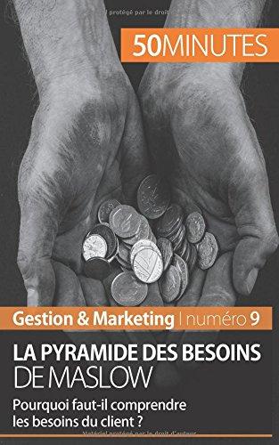 La pyramide des besoins de Maslow: Pourquoi faut-il comprendre les besoins du client ?