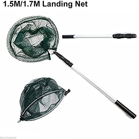 jshanmei® Telescopio Retino allungabile telescopiche manico pieghevole,