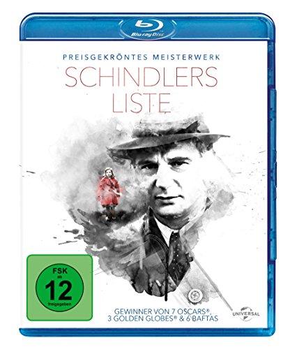 Bild von Schindlers Liste - Preisgekröntes Meisterwerk [Blu-ray]