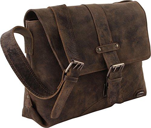 Harold's Antik borsa a tracolla pelle 36 cm 6 taupe