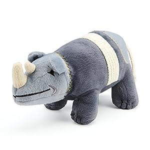 Pro Goleem durable Squeak jouet pour chien robuste doux en peluche jouet à mâcher Fantastique Hits jouet pour animaux de compagnie