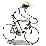 Metall-ART Design Figur Fahrrad Rennrad