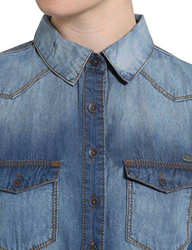 Berydale Robe en jean Bleu Foncé