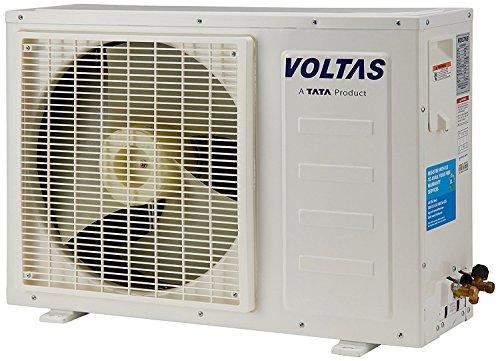 Voltas 1.5 Ton 3 Star Split AC (Aluminium Condensor, 185JY, White)