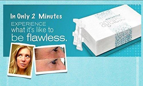 Instantly ageless–Botox sin las agujas–Potente antiarrugas microcream que trabaja rápido
