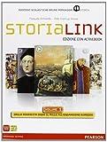 Storialink. Con AtlanteLIM. Per le Scuole superiori. Con DVD-ROM. Con espansione online. Con libro: 1