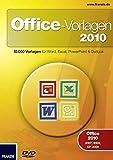 10.000 Office-Vorlagen