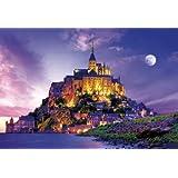 2000 Small World tiny piece Twilight Mont-Saint-Michel S72-526 (japan import)