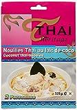 THAI HERITAGE Préparation pour Nouilles Thai au Lait de Coco 325 g - Lot de 6