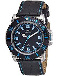 Maxima Analog Black Dial Men's Watch-29829LPGI