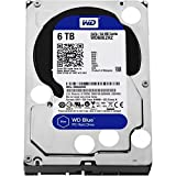 "DRIVE, BLUE 3.5"", SATA 6GB/S 64MB 6TB Cache Buffer - 64MB Drive Interface - SATA 6 Gb/s Drive Size Imperial - 3.5"" Drive Type - Internal Hard Drive Capacity - 6TB Product Range - WD Blue Rotational Speed - 5400rpm"