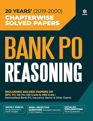 Bank PO Solved Papers Reasoning 2020