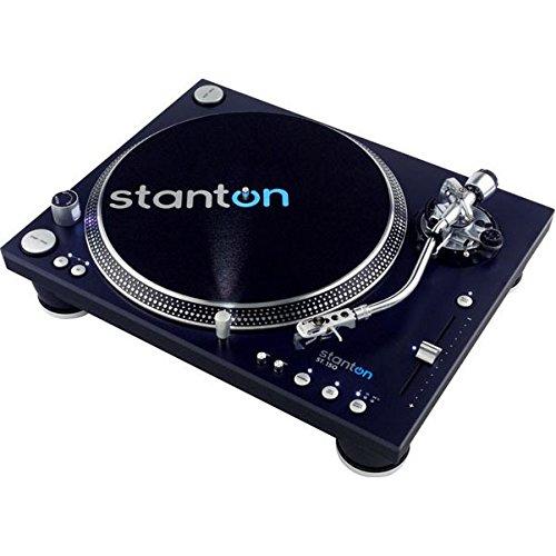 Stanton ST150 - St-150 giradiscos traccion directa brazo curvo