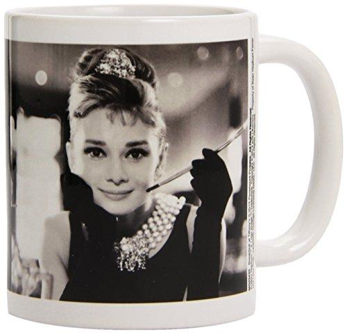 Audrey Hepburn (B&W) (Audrey Hepburn)