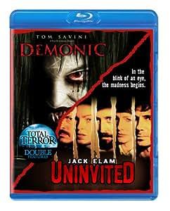Total Terror 1: Demonic / Uninvited [Blu-ray] [US Import]