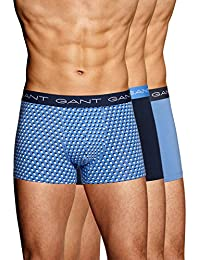 Gant Men's Three-Pack Shadow Dot Trunks