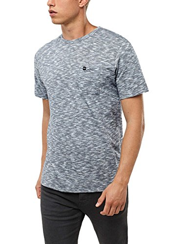Herren T-Shirt O'Neill Jacks Special T-Shirt white aop w/ blue