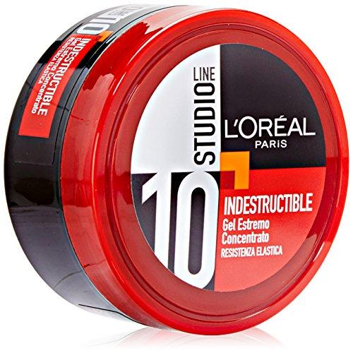 L'Oréal Paris Studio Line Indestructible Gel Estremo Concentrato in Vaso, 150 ml