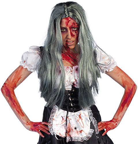 Zombies - Peluca woman