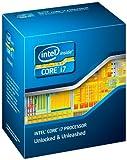 Intel Core i7-2700K Quad-Core Prozessor Boxed(3,5GHz, Sockel 1155, 8MBCache, 95 Watt)