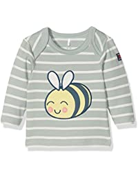 Polarn O. Pyret Baby Bee Appliqué T-Shirt