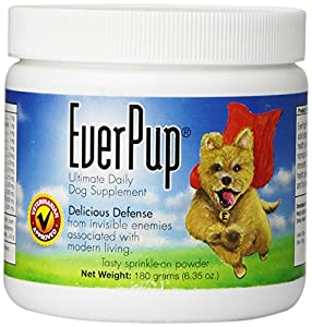 Everpup Apocaps Ultimate Daily Dog Supplement 6.35Oz. All Ages by Apocaps | EverPup