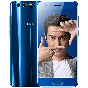 "HUAWEI HONOR 9 6GB 64GB-Smartphone libre 5,15""-Color azul"
