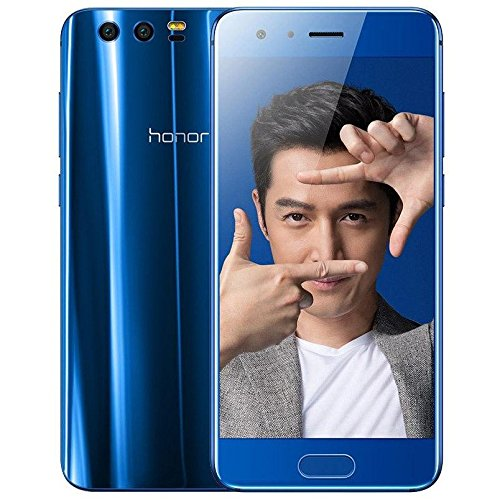 'HUAWEI Honor 9 6 GB 64 GB Smartphone FREE 5,15-Blue