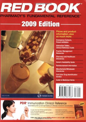 red-book-2009-pharmacys-fundamental-reference