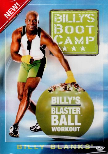Billy's Boot Camp Blaster Ball Workout